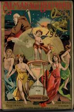 ALMANAQUE BERTRAND-1907