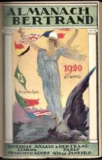 ALMANAQUE BERTRAND-1920