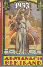 ALMANAQUE BERTRAND-1933