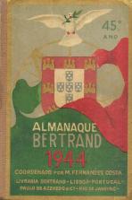 ALMANAQUE BERTRAND-1944