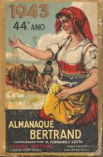 ALMANAQUE BERTRAND-1943