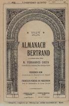 ALMANAQUE BERTRAND-1924