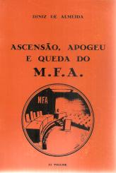 ORIGENS E EVOLUÇÃO DO MOVIMENTO DE CAPITÃES - ASCENSÃO, APOGEU E QUEDA DO M.F.A.