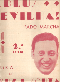 ADEUS SEVILHA! - FADO MARCHA - PARTITURA