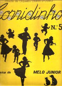 CORRIDINHO Nº5 - PARTITURA