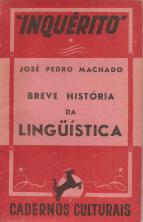 BREVE HISTÓRIA DA LINGUÍSTICA
