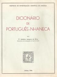 DICIONÁRIO DE PORTUGUÊS-NHANECA