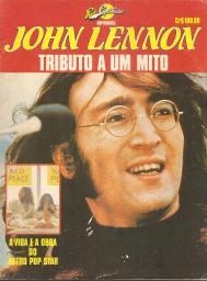 JOHN LENNON-TRIBUTO A UM MITO
