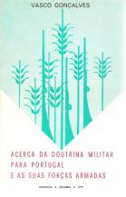 ACERCA DA DOUTRINA MILITAR PARA PORTUGAL E AS SUAS FORÇAS ARMADAS
