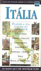 ITÁLIA - MAPA DE VIAGEM «AMERICAN EXPRESS»