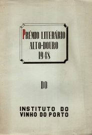 PRÉMIO LITERÁRIO ALTO-DOURO-1948-DO INSTITUTO DO VINHO DO PORTO