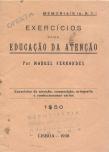 EXERCÍCIOS PARA EDUCAÇÃO DA ATENÇÃO
