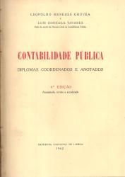 CONTABILIDADE PÚBLICA-DIPLOMAS COORDENADOS E ANOTADOS