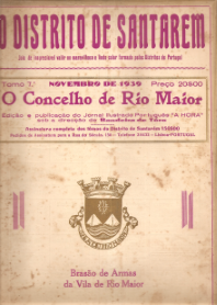 O DISTRITO DE SANTARÉM