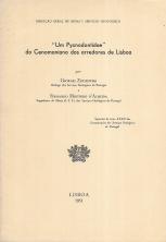 «UM PYCNODONTIAE» DO CENOMANIANO DOS ARREDORES DE LISBOA
