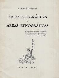 ÁREAS GEOGRÁFICAS E ÁREAS ETNOGRÁFICAS