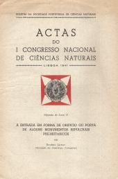 ENTRADA EM FORMA DE ORÍFICIO OU PORTA DE ALGUNS MONUMENTOS SEPULCRAIS PRE-HISTÓRICOS