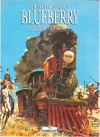 BLUEBERRY-O CAVALO DE FERRO