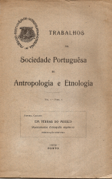 EM TERRAS DO MOXICO (APONTAMENTOS DE ETNOGRAFIA ANGOLENSE)