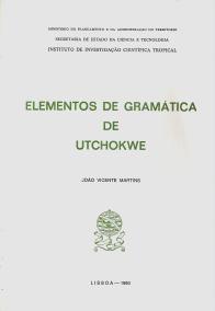 ELEMENTOS DE GRAMÁTICA UTCHOKWE