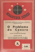 O PROBLEMA DO CANCRO