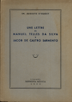 UNE LETTRE DE MANUEL TELLES DA SILVA (MARQUÊS DO ALEGRETE) À JACOB DE CASTRO SARMENTO
