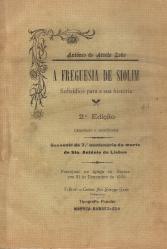 A FREGUESIA DE SIOLIM-SUBSÍDIOS PARA A SUA HISTÓRIA