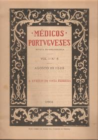 MÉDICOS PORTUGUESES-REVISTA BIO-BIBLIOGRÁFICA