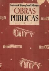 CADERNOS DO RESSURGIMENTO NACIONAL-OBRAS PÚBLICAS