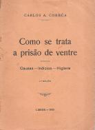 COMO SE TRATA A PRISÃO DE VENTRE - CAUSAS-INDÍCIOS-HIGIENE