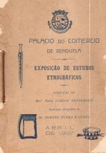 EXPOSIÇÃO DE ESTUDOS ETNOGRÁFICOS