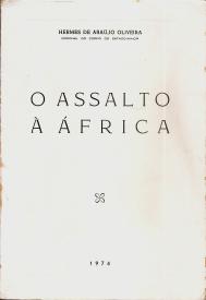 O ASSALTO À ÁFRICA