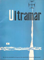 ULTRAMAR-REVISTA DA COMUNIDADE PORTUGUESA E DA ACTUALIDADE ULTRAMARINA INTERNACIONAL