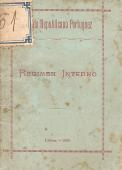 PARTIDO REPUBLICANO PORTUGUEZ-REGIMEN INTERNO OUTORGADO PELA CÂMARA CONSTITUINTE DO PARTIDO REPUBLICANO PORTUGUEZ EM SESSÃO DE 9 DE NOVEMBRO DE 1889