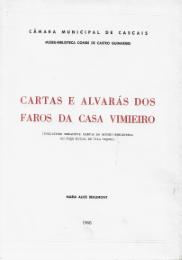 CARTAS E ALVARÁS DOS FAROS DA CASA VIMIEIRO