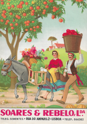 SOARES & REBELO,LDA.-CATÁLOGO GERAL-PRIMAVERA DE 1961