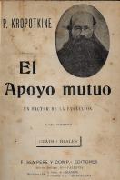 EL APOYO MUTUO-UN FACTOR DE LA EVOLUCIÓN