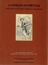 A LITERACIA EM PORTUGAL (RESULTADOS DE UMA PESQUISA EXTENSIVA E MONOGRÁFICA)