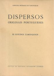 DISPERSOS ORIGINAIS PORTUGUESES