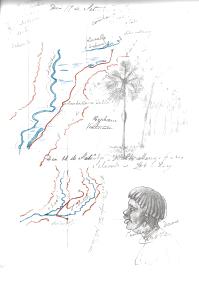 EXPEDIÇÃO CAPELLO E IVENS ATRAVÉS DA ÁFRICA EM 1884-85-ITINERÁRIOS DE VIAGEM