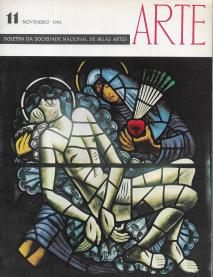 ARTE-BOLETIM DA SOCIEDADE NACIONAL DE BELAS ARTES