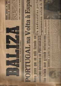 BALIZA-DIÁRIO GRÁFICO DE TODOS OS DESPORTOS