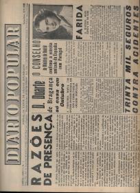 DIÁRIO POPULAR-JORNAL DA TARDE DE GRANDE INFORMAÇÃO