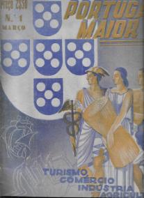 PORTUGAL MAIOR-GRANDE REVISTA MENSAL