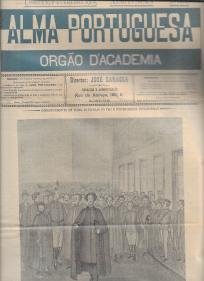 ALMA PORTUGUESA-ORGÃO D´ACADEMIA