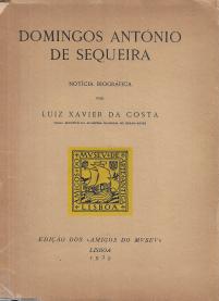 DOMINGOS ANTÓNIO DE SEQUEIRA-NOTÍCIA BIOGRÁFICA