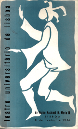 TEATRO UNIVERSITÁRIO DE LISBOA-PROGRAMA