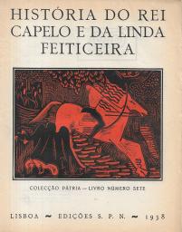 HISTÓRIA DO REI CAPELO E DA LINDA FEITICEIRA