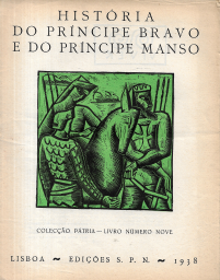HISTÓRIA DO PRINCÍPE BRAVO E DO PRINCÍPE MANSO