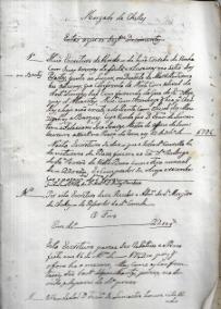 CONJUNTO DOCUMENTAL SOBRE O MORGADO DE CHELAS NO DISTRITO ADMINISTRATIVO DE LISBOA, INSTITUÍDO EM 28 DE MAIO DE 1639 NA ESCRITURA DE DOTE PARA CASAMENTO DE D.MARIANA D´ALCAÇOVA COUTINHO COM LUIZ DE CARVALHO DA FONSECA.